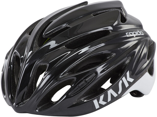 Kask Rapido Bike Helmet black at Bikester.co.uk 9d381b804